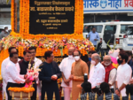 Bal Thackeray statue unveiled
