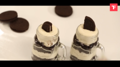 Watch: How to make Oreo Cheesecake
