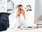 Ways to deal with divorce productively at work