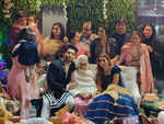 A sudden and surprise roka ceremony
