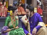 It was a star-studded wedding for Siddharth Chandekar and Mitali Mayekar