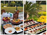 The lavish Sunday Brunch you can't afford to miss!
