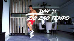 Day 20 - Zig Zag Tempo!