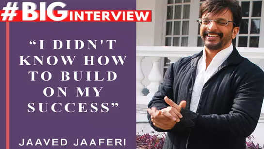 #BigInterview: Jaaved Jaaferi: I didn't know how to build on my success