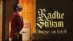 Radhe Shyam - Official Teaser