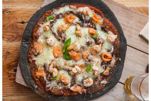 Ragi Pizza