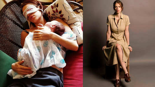 Kalki Koechlin talks about her 'last window of employment' and how she managed to work '3 weeks after giving birth'