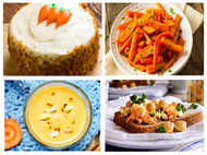10 carrot recipes you can't afford to miss