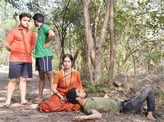 Chala Dangal Samjun Gheuya: On the sets