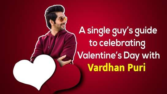 A single guy's guide to celebrating Valentine's Day by Vardhan Puri