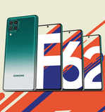 Samsung Galaxy F62 smartphone launched