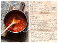 This 74-year-old pasta sauce recipe sounds incredibly delicious