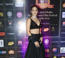 Dadasaheb Phalke International Film Festival Awards 2021: Red carpet