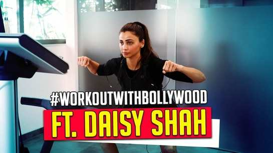 Exclusive! Watch: Daisy Shah explains the science behind EMS workout that keeps her toned