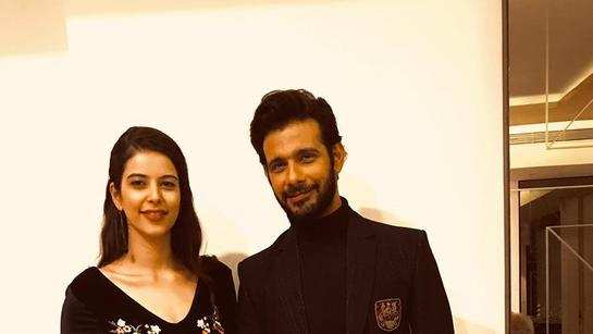 Viraf Patel got engaged to actress Saloni Khanna, here's how he proposed to her
