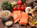 Consuming excess healthy foods