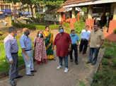 Shankar Mahadevan visits Mangaluru