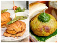 Bizarre Croissant Vada Pav: Will you try it?