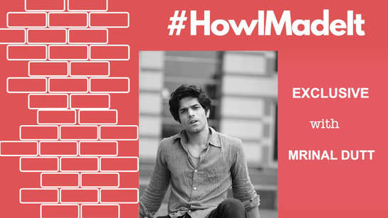 #HowIMadeIt! Mrinal Dutt on why he shifted to acting from cricket