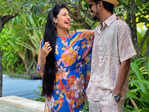 Romantic pictures of Yuzvendra Chahal & Dhanashree Verma from their beach vacation