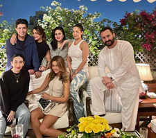 Bebo & Saif host 'Lovely Evening' for their BFFs