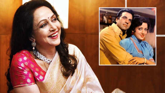 Hema Malini recalls how father stopped her from meeting Dharmendra alone