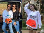 Rahul Vaidya gets trolled for sporting a t-shirt similar to Rubina Dilaik