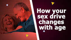 How your sex drive changes with age