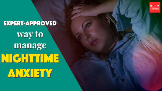 #LifelineSeries: Expert-approved way to manage nighttime anxiety