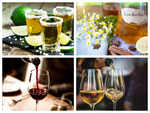 Types of healthier alcohol