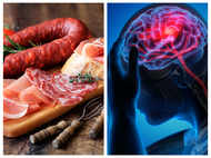 Eating processed meat can impact memory?