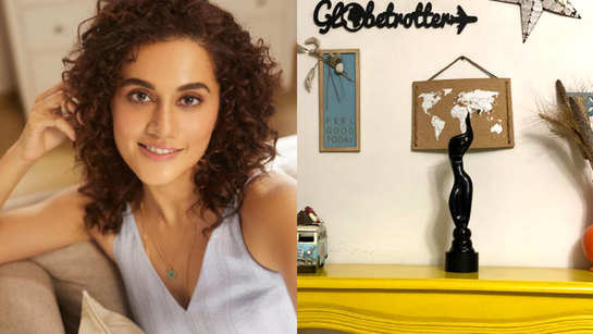 Taapsee Pannu on winning the Filmfare Best Actress award for 'Thappad': It's not just for a year, I have worked hard for it for almost a decade
