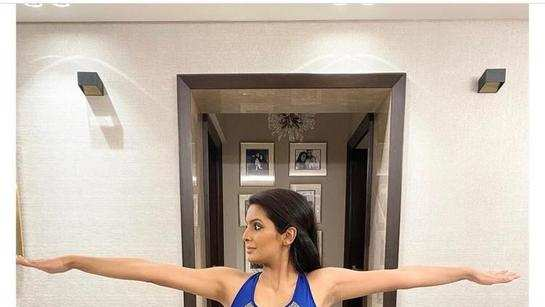 Yoga has got me through this pregnancy, says Geeta Basra