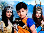 From 12 to 20 years old, he grew up playing Baal Veer