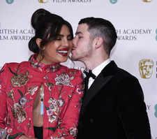 BAFTA: Priyanka, Nick Jonas steal the show