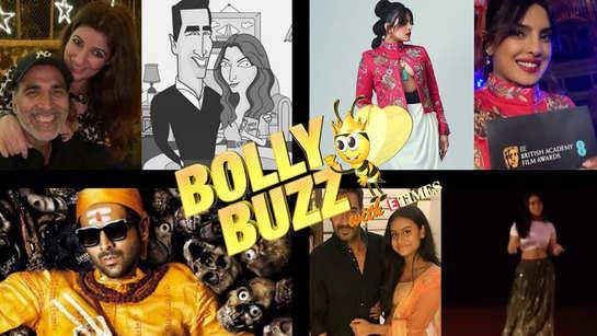 Bolly Buzz: Akshay Kumar recovers from COVID-19; Priyanka Chopra steals the show at BAFTAs
