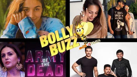 Bolly Buzz: Alia Bhatt recovers from Covid-19; Arjun Kapoor and Malaika Arora spark engagement rumours