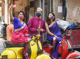 Mumbaikars celebrate Gudi Padwa amid covid restrictions