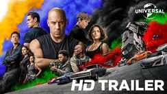 Fast & Furious 9 – Official Tamil Trailer