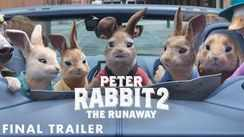 Peter Rabbit 2: The Runaway - Official Trailer