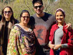 Jasmin Bhasin on spending time with bf Aly Goni's family during the pandemic