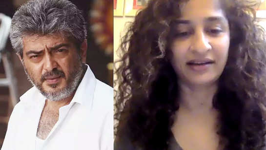 Ajith denied a swanky car and opted for a small one to come to the sets of 'English Vinglish,' recalls Gauri Shinde in an exclusive chat on Thala's 50th birthday