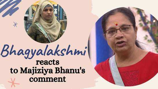 Bigg Boss Malayalam 3's Bhagyalakshmi: I wonder how a sportsperson can think like that