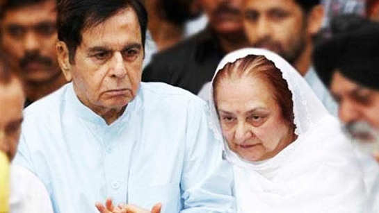Dilip Kumar admitted to hospital, wife Saira Banu shares health update: 'He is recovering well'