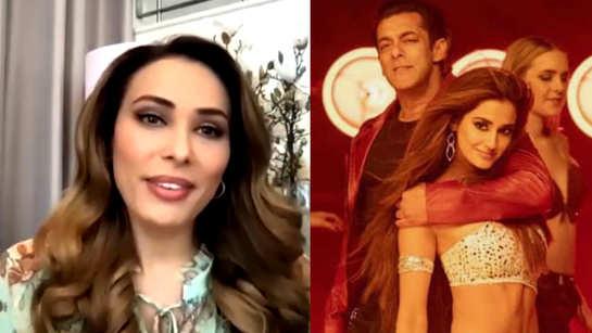 Iulia Vantur opens up about 'Seeti Maar', says Salman Khan encouraged me to sing