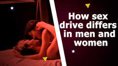 How sex drive differs in men and women