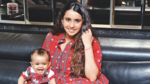 Pranitaa Pandit: Couldn't share the little joys of motherhood with my family