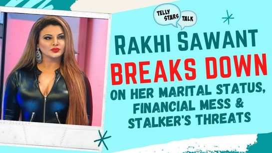 """Telly Stars Talk - Rakhi Sawant on her complicated marriage and bankruptcy: """"I have seen hell on earth"""""""