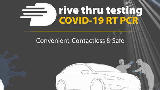 Covid-19 RT PCR Drive