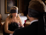 Blindfolds and ice